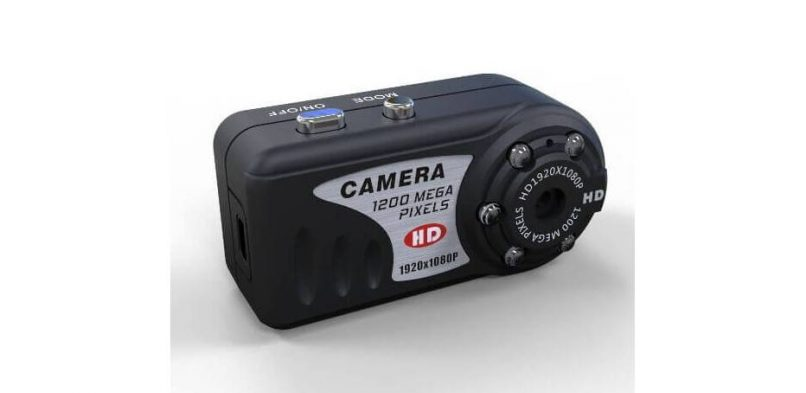 Pour quelle raison utiliser une mini-caméra espionne au lieu d'une caméra de surveillance ?