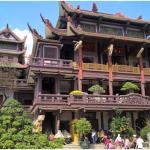 La pagode de Thien Hung