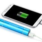 Les avantages que procure la batterie externe
