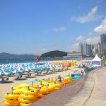 Visite de Busan durant les voyages en Corée du Sud